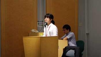 空間情報シンポジウム2012 大阪会場 司会